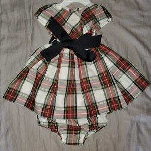 Polo Raplh Lauren Plaid dress